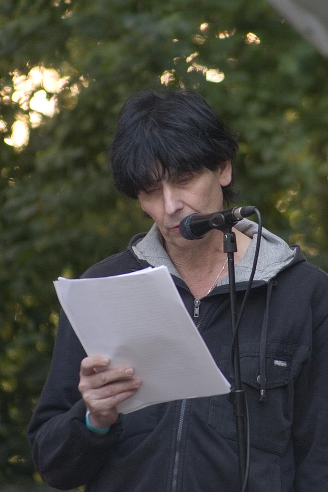 Klaus Märkert (Lesung)