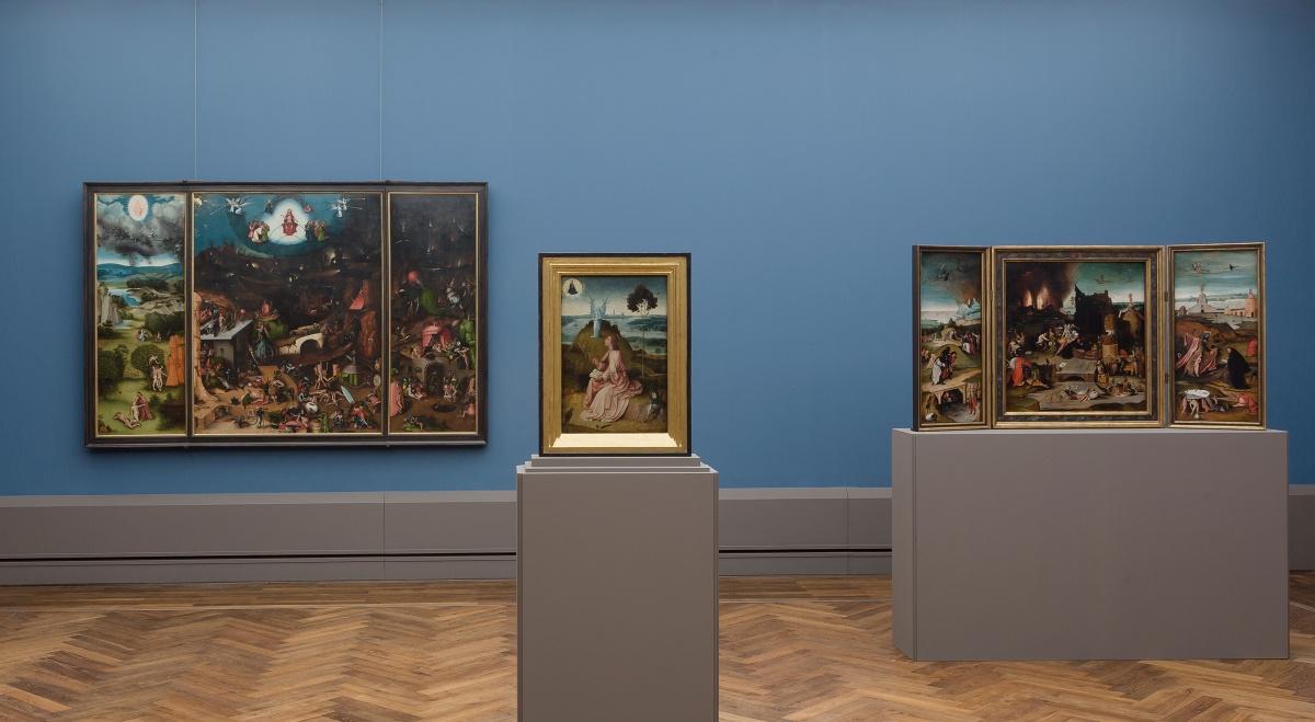 Hieronymus Bosch Visions Alive T Arts