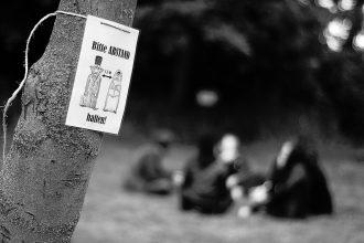 Heidnischer Biergarten, Pesttreffen 2020